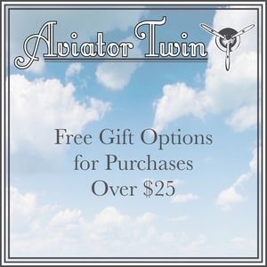 Gift Options for Purchases over $25